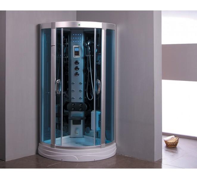Shower cabins build mart for Build steam shower